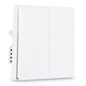 Wired Aqara Switch (Dual Button) (uses UK Wall Box)
