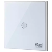 GC00AM NAS - WR01ZE Z-Wave Smart Socket - EU PLUG WHITE