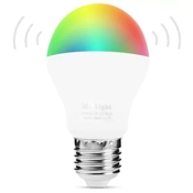Milight E27 6W 2.4Ghz Wireless RGBW Dimming LED Bulb AC 86 - 265V - RGB + WARM WHITE